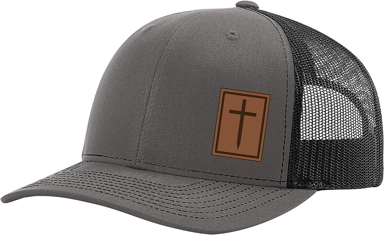 Sale Special Price Heritage Pride Men's Christian Cross Worship God Laser Max 42% OFF En Prayer
