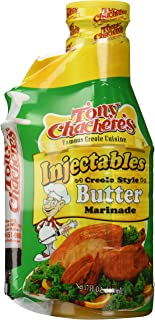 Tony Chachere's Butter with Injector 17oz (2 pack)