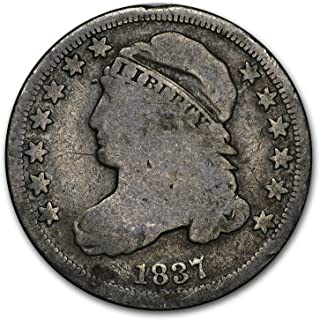Best 1837 capped bust dime Reviews