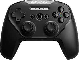 SteelSeries Stratus Duo Wireless Gaming Controller – Made for Android, Windows, and VR – Dual-Wireless Connectivity – Hig...