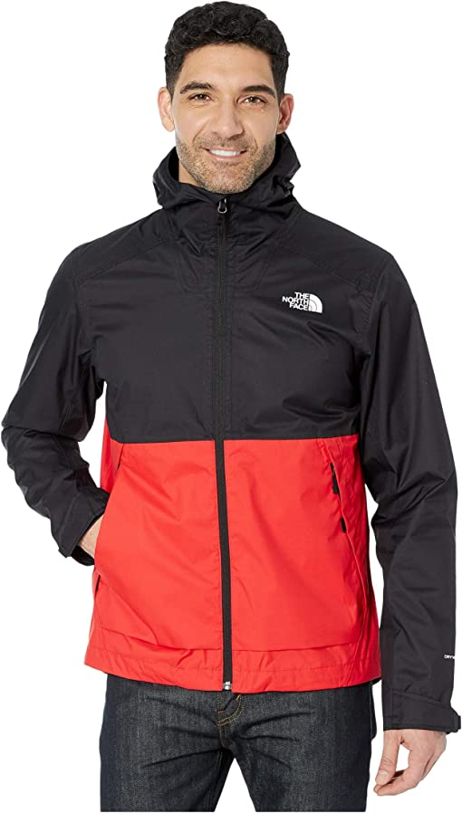 TNF Black/Fiery Red