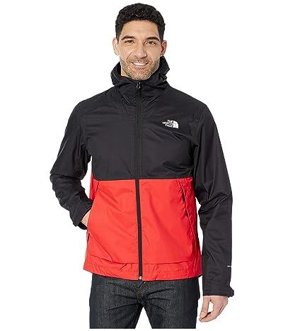 The North Face Millerton Jacket (TNF Black/Fiery Red) Men
