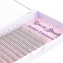 Kenzie Beauty Russian Volume Premade 3D Fans Eyelash Extensions Thickness 0.10 C Curl 10mm