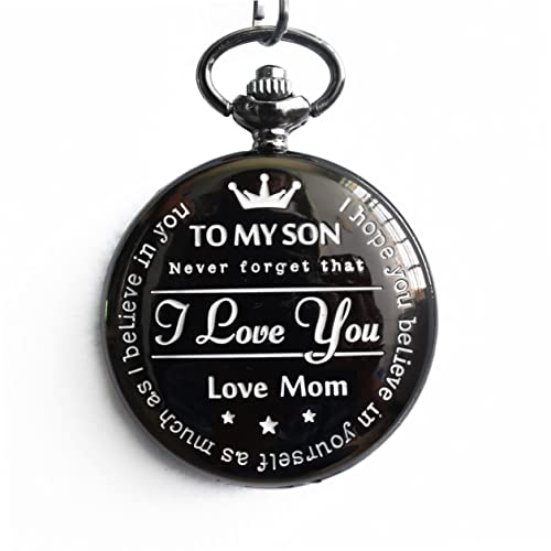 From Mother To Son Gifts A Pocket Watch