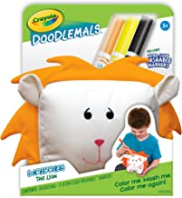Crayola Doodlemals Scribbles The Lion