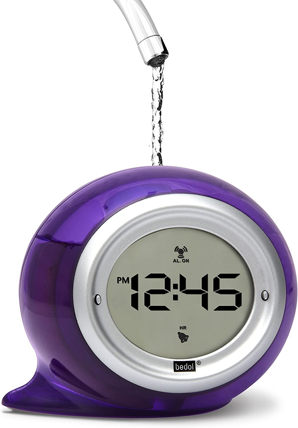 Bedol Water Clock Squirt, Plum