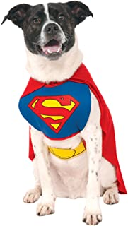 Rubie's Official Pet Dog Costume, Superman