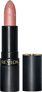 Revlon Super Lustrous The Luscious Mattes Lipstick, in Nude, 011 Untold Stories, 0.74 oz