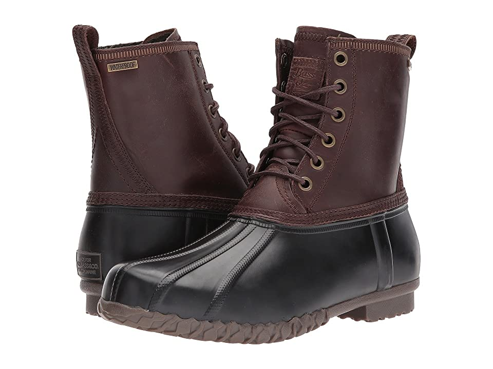 G.H. Bass & Co. Dixon (Dark Brown/Black) Men