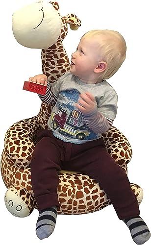 LibertyHouseToys Plüsch Sofa Giraffe