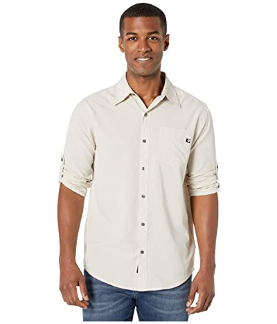 Marmot Aerobora Long Sleeve Shirt (Moonbeam) Men