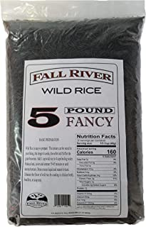 Fall River Wild Rice 5 Pounds - Fancy