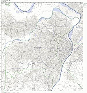 Best st louis county mo zip code map Reviews