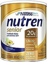 Suplemento Alimentar NUTREN SENIOR 740g Nutren Sabor 740g