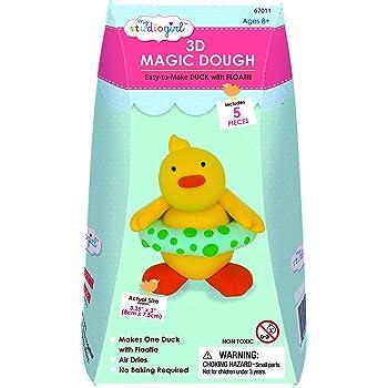 My Studio Girl 3D Magic Dough Elephant University Games 67013