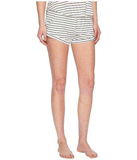Maison Du Soir Elody Shorts Navy Stripe Largest Supplier For Sale NvuCN1WJZ