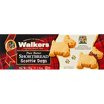 Walkers Shortbread Scottie Dog Shortbread, 110 g