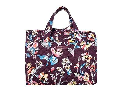 Vera Bradley Iconic Hanging Travel Organizer (Indiana Rose) Luggage