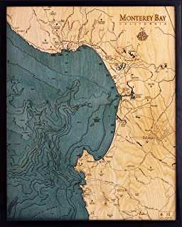 Best monterey bay nautical chart Reviews
