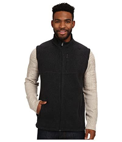 Smartwool Echo Lake Vest (Charcoal Heather) Men