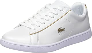 98c84ef7ef Amazon.fr : Lacoste - Baskets mode / Chaussures femme : Chaussures ...