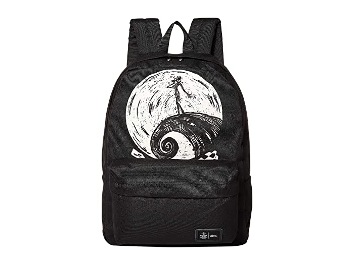 Vans   x The Nightmare Before Christmas Backpack Collection ((Disney) Sketchy Jack/Nightmare) Backpack Bags