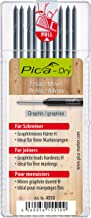 Pica 4050 10 vullingen Dry Pack grafiet H (met blister), stuk
