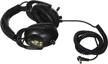 Killer B Wasp Optima Headphones for Metal Detecting fits Various Metal detectors