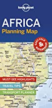 Lonely Planet Africa Planning Map [Idioma Inglés]