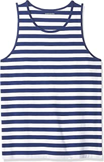 Best blue and white striped tank top Reviews