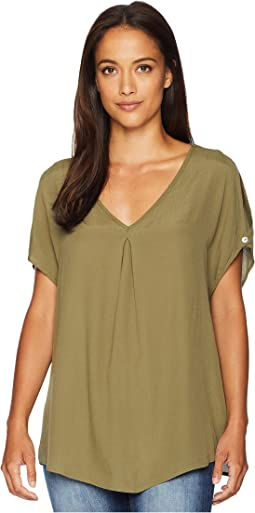 Nova Cold Shoulder Blouse