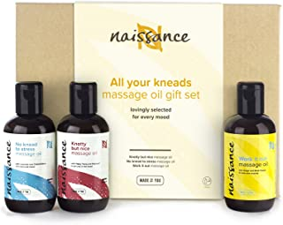Naissance All Your Kneads Set Regalo Aceite