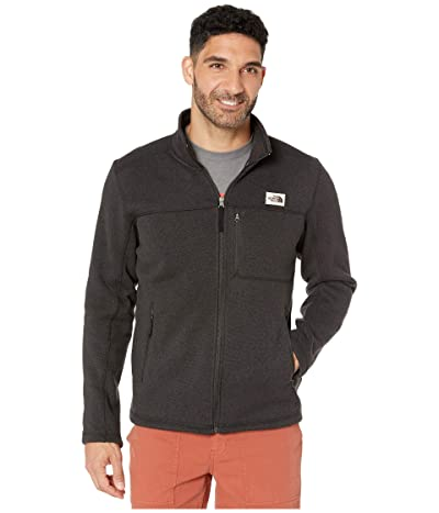 The North Face Gordon Lyons Full Zip (TNF Black Heather) Men