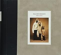 William Wegman Address Book