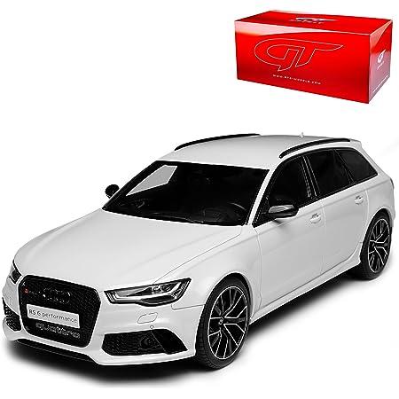Audi A6 Avant Weiss Modellauto Fertigmodell Herpa 1 87 Spielzeug