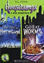 Goosebumps: One Day at Horrorland / Go Eat Worms! Double Feature