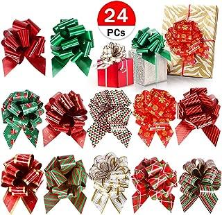 Cinta De Navidad ~ verde esmeralda con puntos de oro 3mm X 3 metros