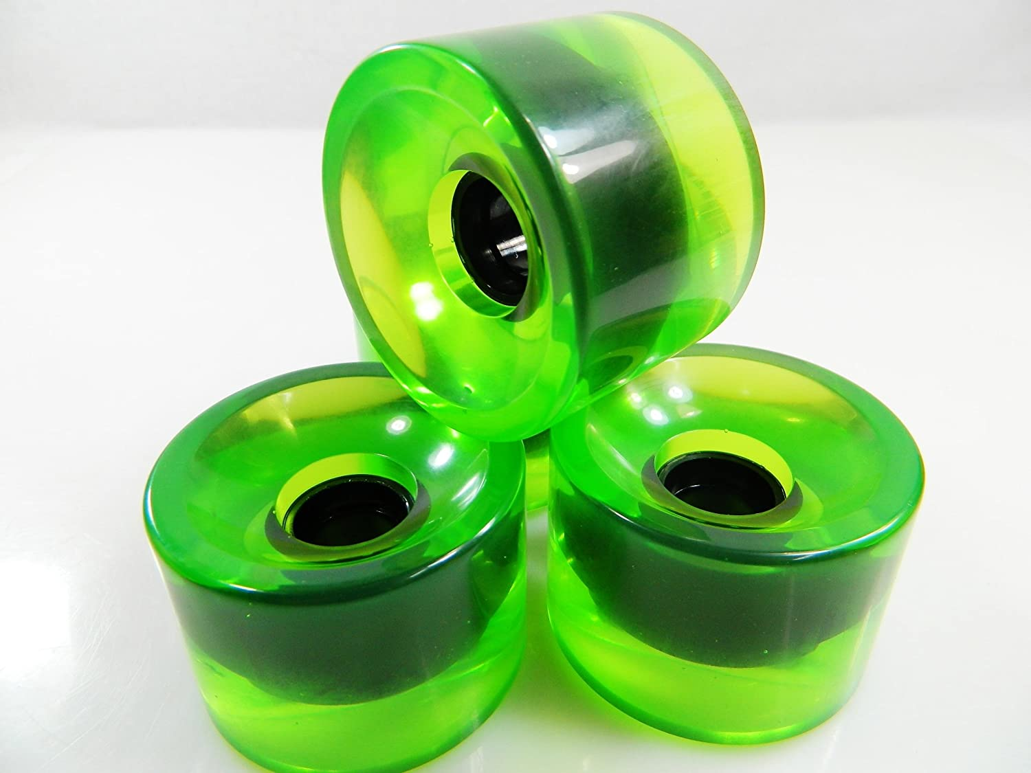 70mm Pro Longboard Skateboard Max 50% OFF Wheels Gel Colors Solid All items free shipping