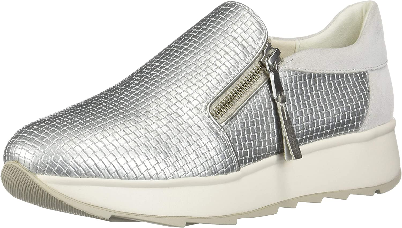 Geox Women's D Gendry a Low-Top Sneakers