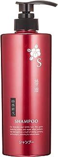 四季折々 椿油シャンプー ボトル 600ml