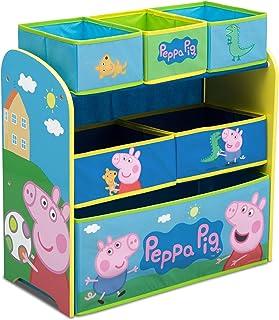 Delta Children TB83412PG Cajonera, Peppa Pig