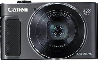 Canon PowerShot SX620 HS digitalkamera – svart