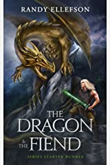 The Dragon & The Fiend: Two Epic Fantasy Adventures Kindle Edition