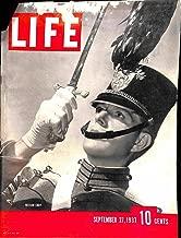 Life Magazine, September 27, 1937