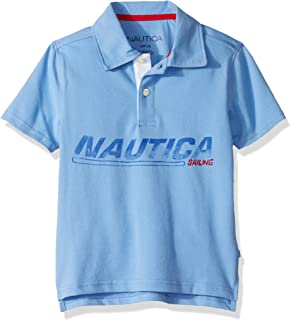 Boys' Short Sleeve Heritage Polo Shirt