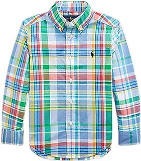 Polo Ralph Lauren - Camisa NIÑO 323785616001 - Camisa NIÑO: Amazon ...