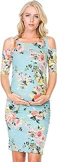 Best mint floral maternity dress Reviews