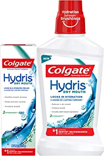 Best colgate hydris dry mouth toothpaste Reviews