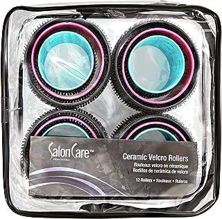 Salon Care Ceramic Velcro Rollers