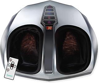 Belmint Shiatsu Foot Massager Machine with Heat - Multi Setting Electric Feet Massager with Deep Kneading Massage Therapy ...